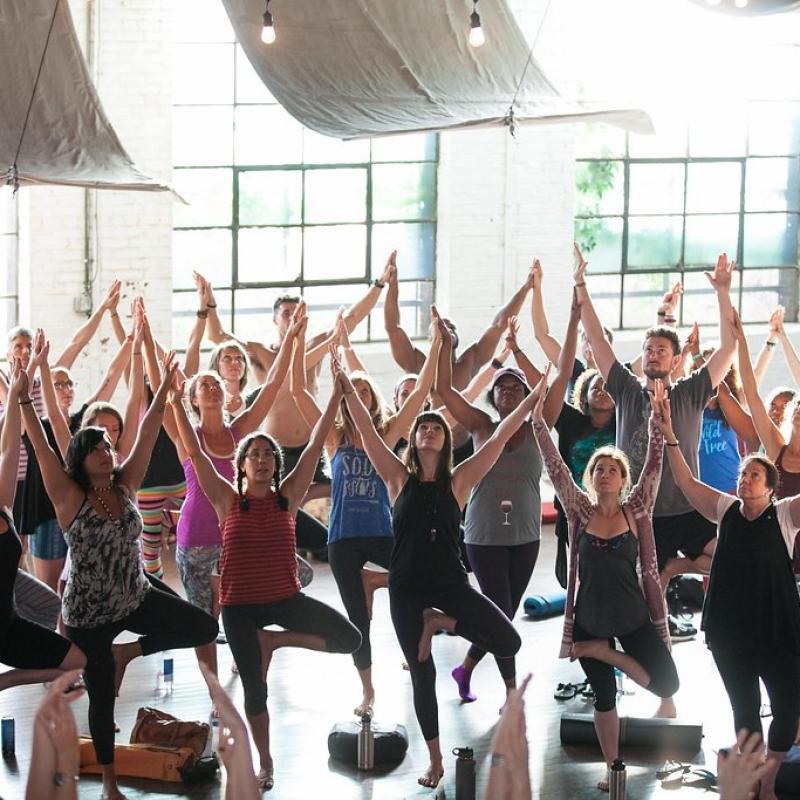 Dirty South Yoga Fest 2016