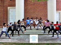 Yoga, Literature and Arts Camp